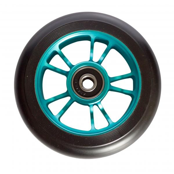 kolečko Blunt 10 Spokes 100 mm Wheel Teal