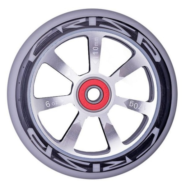 kolečko Crisp Hollowtech Wheel 110 Silver / Grey