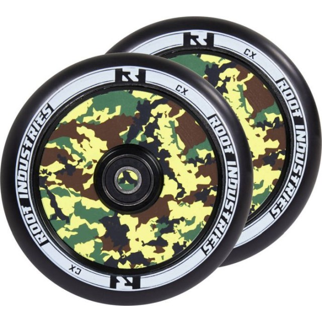 kolečko Root Industries Air Wheel 110 Camoflage