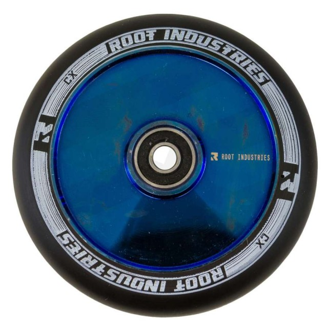 kolečko Root Industries Air Wheel 110 Blue Ray / Black