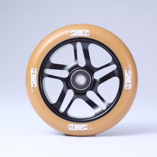 kolečko Blunt 120 mm Wheel Black / Gum