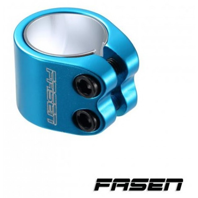 objímka Fasen Clamp 2 Bolts Teal