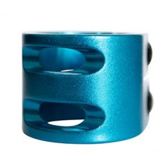 objímka Fasen Raven Double Clamp Teal