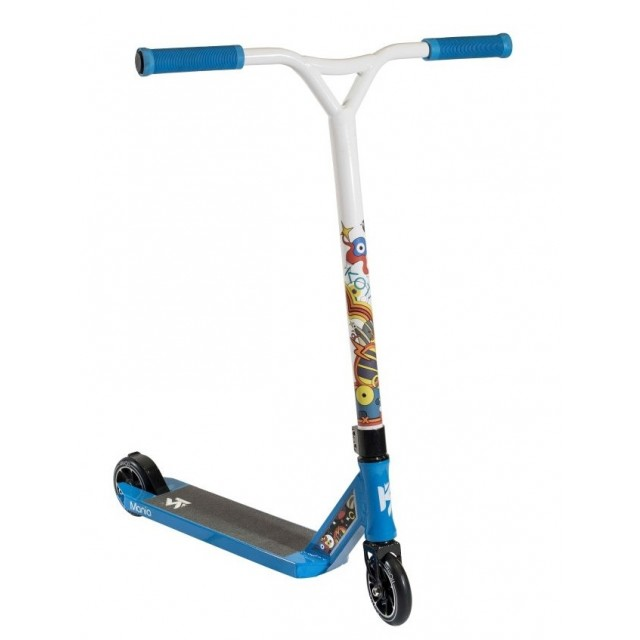 freestyle koloběžka KOTA Mania Scooter Blue/White