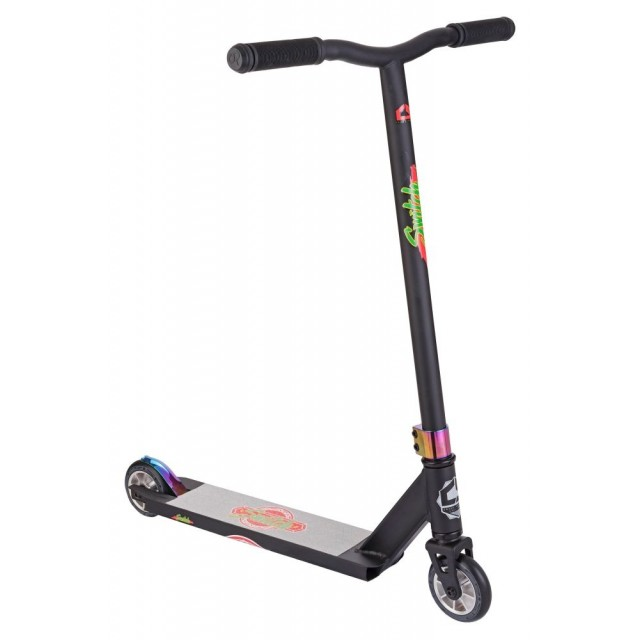 freestyle koloběžka Crisp Switch Scooter Black