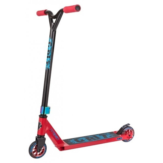 freestyle koloběžka Grit Extremist Scooter Red / Black