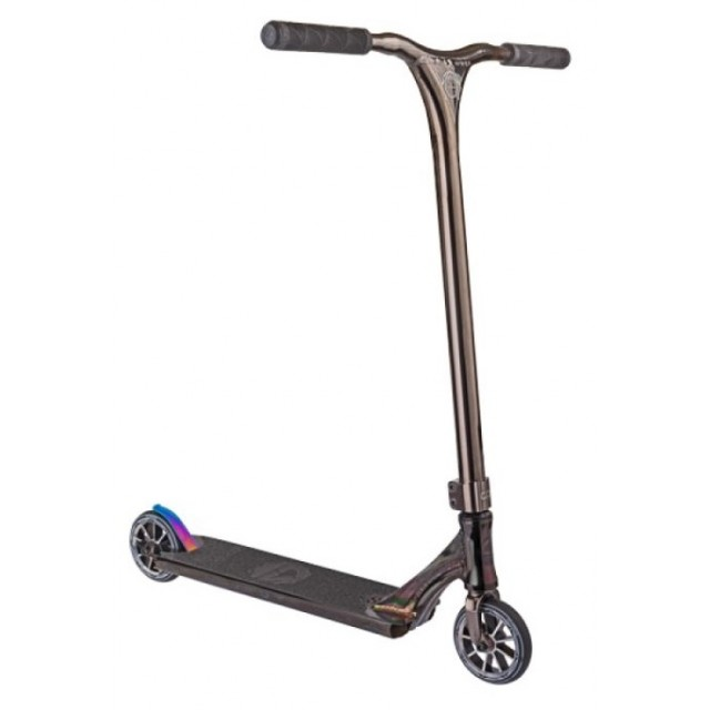 freestyle koloběžka Crisp Evolution Scooter Black Fuel