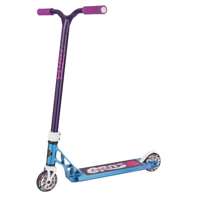 freestyle koloběžka Grit Fluxx Scooter Blue / Purple