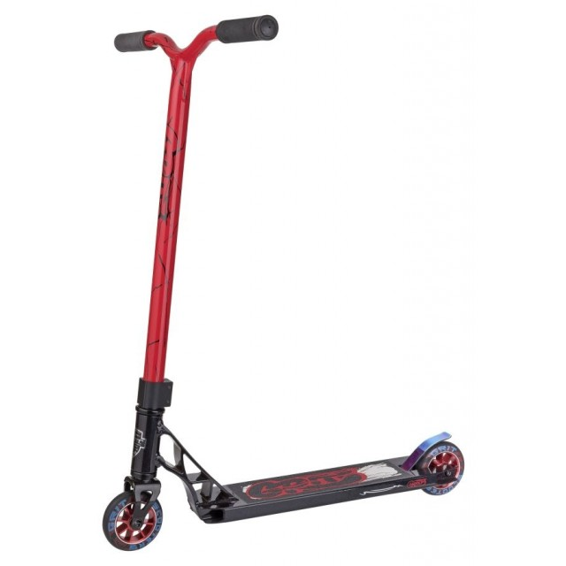 freestyle koloběžka Grit Fluxx Scooter Black / Red