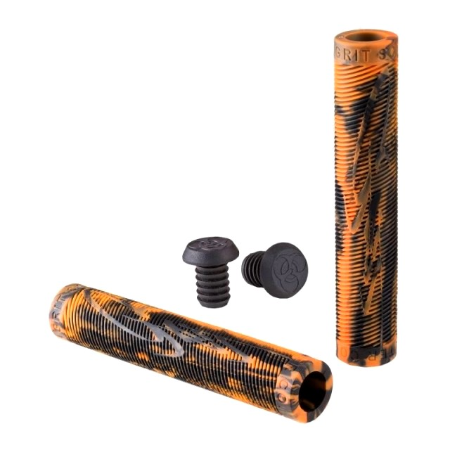 Grit Grips 160 Black / Orange