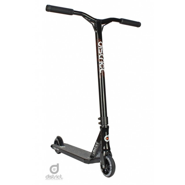 freestylová koloběžka District C050 Scooter Black