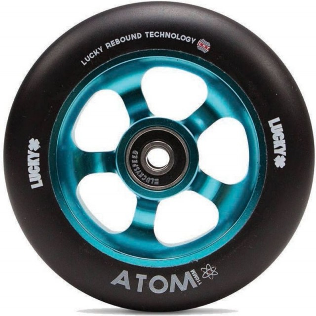 kolečko Lucky Atom 110 Wheel Teal