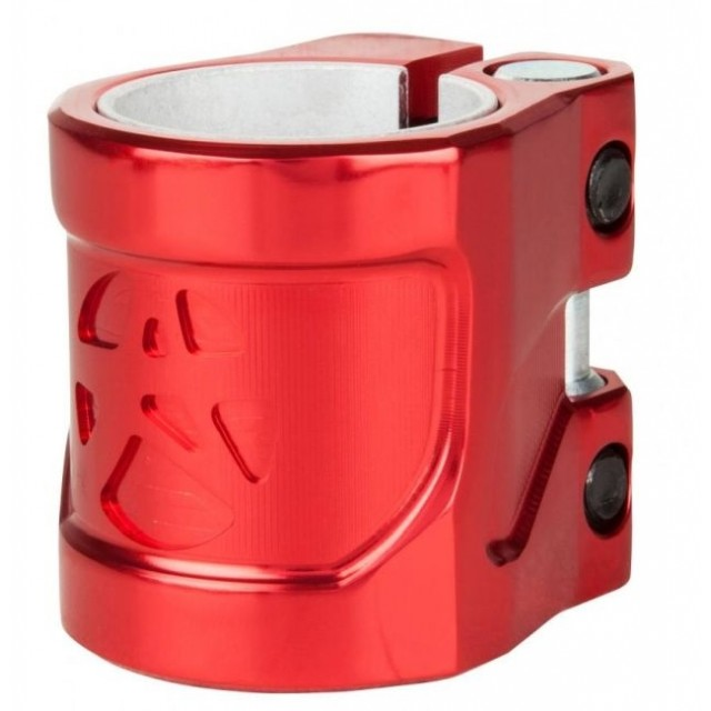 objímka Addict Shield Clamp Bloody Red