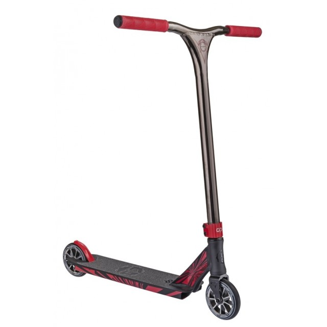 freestyle koloběžka Crisp Ultima 4.5 Scooter Black / Red