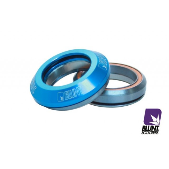 Blunt integrated headset Blue