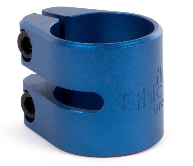 Ethic ALU clamp Blue