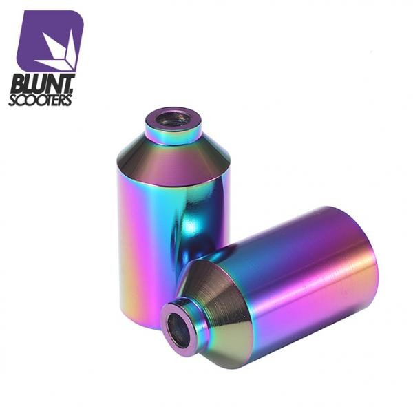 Blunt Alu Pegs Oil Slick