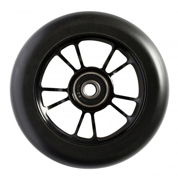 kolečko Blunt 10 Spokes 100 mm Wheel Black