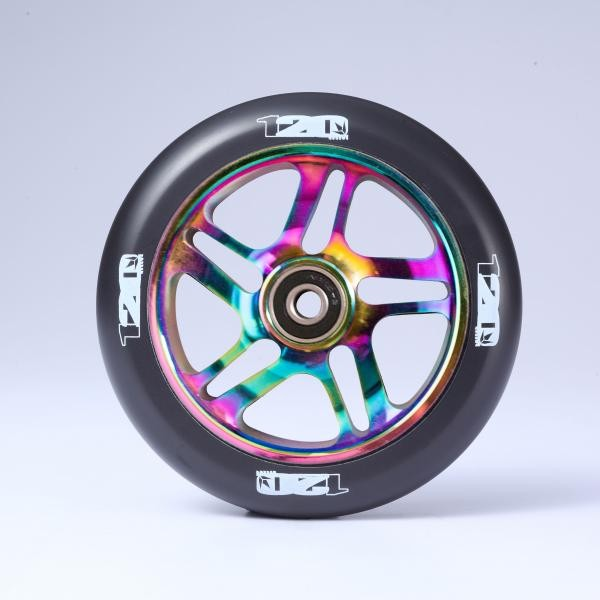 Blunt 120 mm Wheel Oil Slick