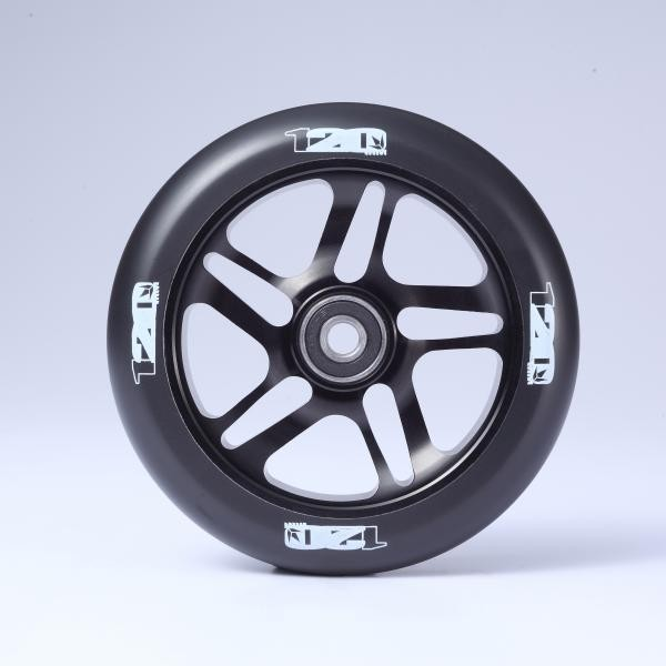 Blunt 120 mm Wheel Black