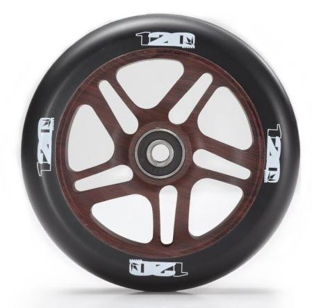 Blunt 120 mm Wheel Wood