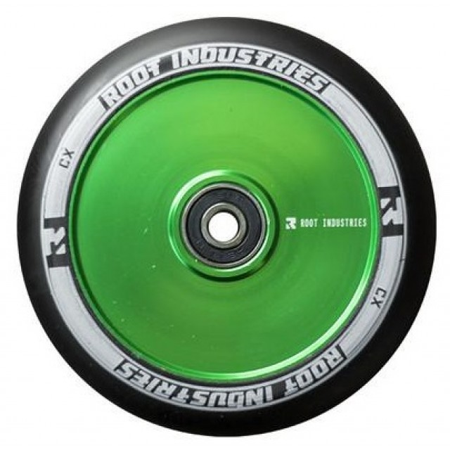 kolečko Root Industries Air Wheel 110 Green / Black