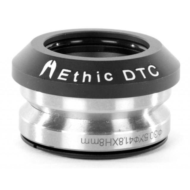 Ethic DTC Integrated Basic Headset Black