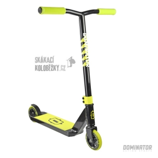 Freestyle koloběžka Dominator Trooper Black Yellow