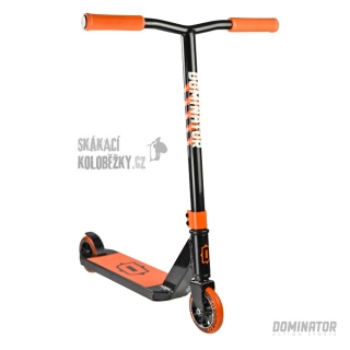 Freestyle koloběžka Dominator Trooper Black Orange