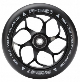 kolečko Fasen 120 mm wheel Black