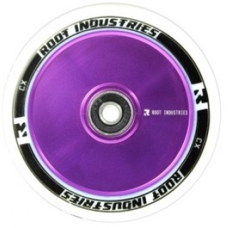 kolečko Root Industries Air Wheel 110 Purple / White