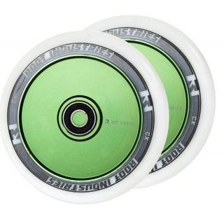 kolečko Root Industries Air Wheel 110 Green / White